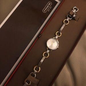 Authenticity COACH Watch